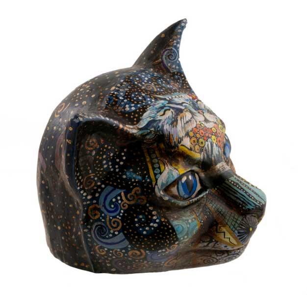 masque de chat masques de venise carnaval venise gatto masque venitien. Black Bedroom Furniture Sets. Home Design Ideas