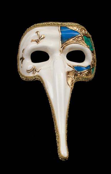 masque zanni milo vert long nez bal masqu ou pour soir e masques de venise masque de gala. Black Bedroom Furniture Sets. Home Design Ideas