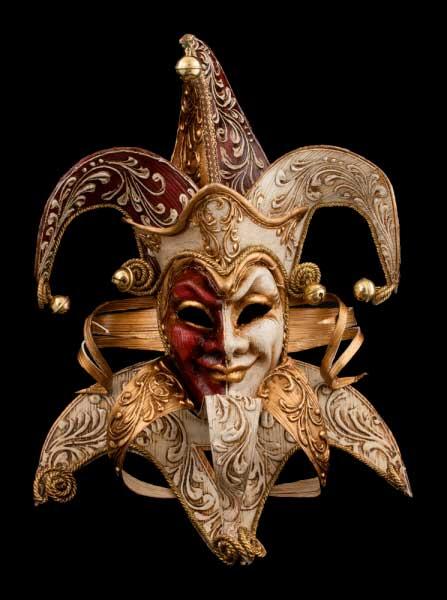 Masque deguisement masque de venise pour le carnaval - Masque venitien decoration ...