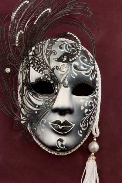 Decoration et collection masques de venise miniatures - Masque venitien decoration ...