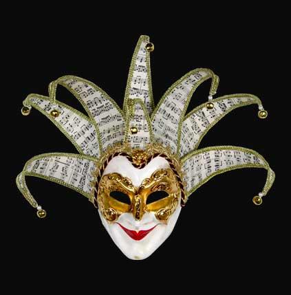 masque joker jolly pointes pour deguisement masque de venise pour le carnaval masque pour bal. Black Bedroom Furniture Sets. Home Design Ideas