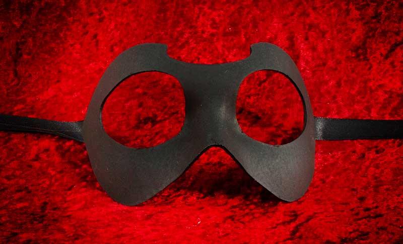 masque de venise a peindre colombine olympe en papier mache. Black Bedroom Furniture Sets. Home Design Ideas